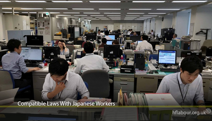 Compatible Laws With Japanese Workers