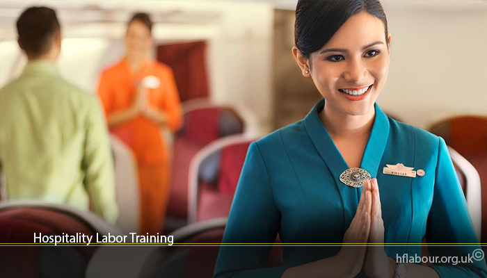 Hospitality Labor Training