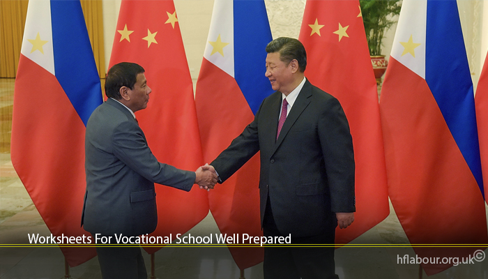 Worksheets For Vocational School Well Prepared